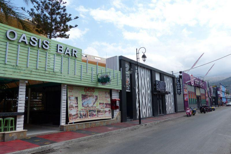 Bars und Clubs in Malia